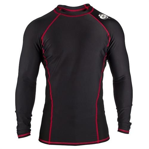 Clinch Gear Clinch Gear Black Technical Top - Long Sleeve